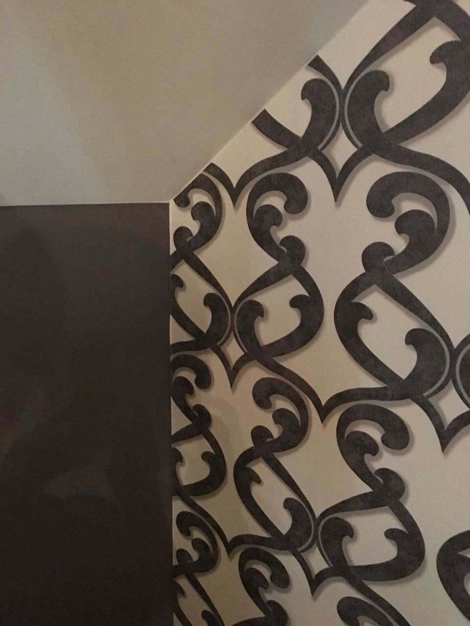 beispielprojekte tapezieren von malereifachbetrieb malchow. Black Bedroom Furniture Sets. Home Design Ideas